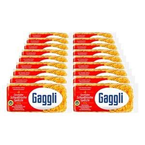 Gaggli Schwäbische Schabspätzle 250 g, 18er Pack