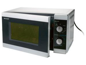 Sharp Mikrowelle »YC-MG01ES«, 20l