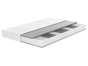 MERADISO® 7-Zonen-Taschenfederkernmatratze, H3, 140 x 200 cm