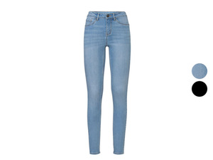 ESMARA® Damen Jeans, mit Po-Push-up-Effekt
