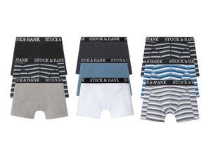 Stock&Hank 3 Herren Boxer