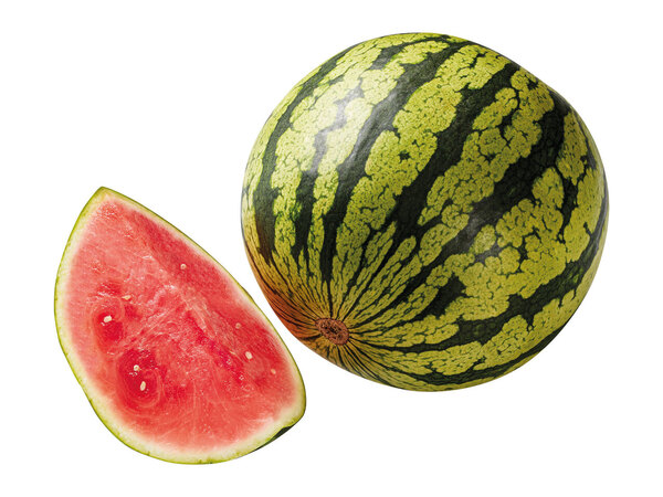 Wassermelonen kernarm