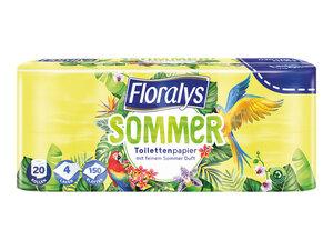 Floralys Toilettenpapier