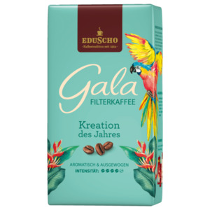 Eduscho Gala Filterkafee Kreation des Jahres 500g