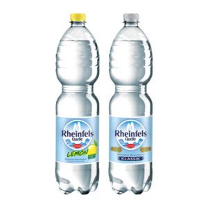 RHEINFELS     Mineralwasser