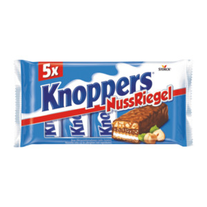 STORCK     Knoppers Riegel