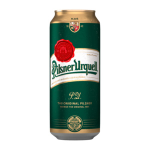 PILSNER URQUELL     Original Pilsner