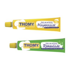 Thomy Delikatess Remoulade oder Mayonnaise