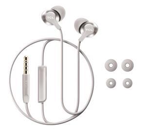 TCL In-Ear Kopfhörer Cement Gray ELIT100