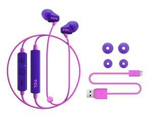TCL In-Ear Kopfhörer Sunrise Purple SOCL100
