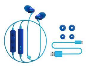 TCL In-Ear Kopfhörer In-Ear Ocean Blue SOCL100