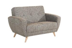 Max Winzer Jerry Sofa 2-Sitzer - Farbe: beige - Maße: 136 cm x 82 cm x 85 cm; 78771-2100-2073702-F01