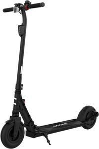Denver SCO-80130 Black Elektroroller E-Scooter Aluminiumrahmen, 300 W, Schwarz