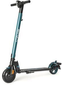 SOFLOW - SO1 E-Scooter, black/green, mit dt. Straßenzulassung