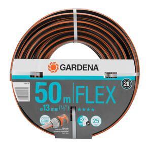 """GARDENA Comfort FLEX Schlauch 9x9, 13 mm (1/2""""), 50 m, ohne Systemteile 18039-20"""