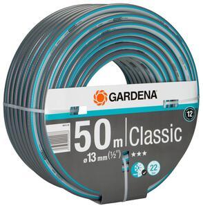 """GARDENA Classic Schlauch 13 mm (1/2""""), 50m, ohne Systemteile 18010-20"""
