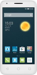 "Alcatel One Touch Pixi 3 4,5"" (4027D) Smartphone weiß"