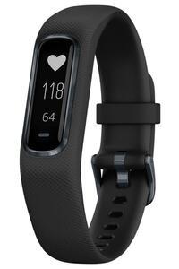Garmin Fitness Tracker Vivosmart 4, Größe S/M, Wasserdicht, Bluetooth, ANT, Farbe: Schwarz