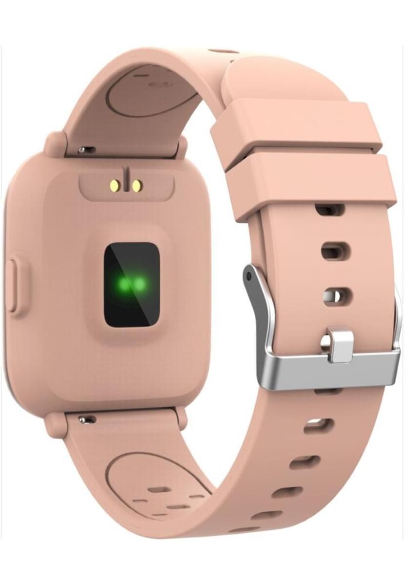 Bild 2 von Denver Smartwatch SW-161, Bluetooth, Farbe: Rose