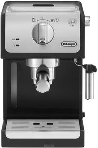 DeLonghi ECP 33.21.BK Siebträger Espressomaschine, Farbe: Schwarz