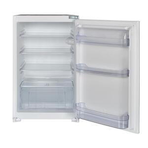 Respekta KS 88.0  Weiß Einbau-Kühlschrank, , 130 Liter, 88 cm