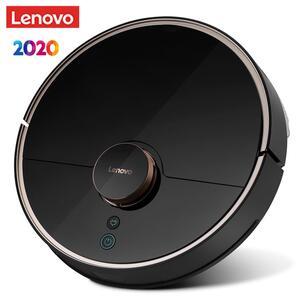 2021 NEU Lenovo X1 LDS Saugroboter Staubsauger Roboter mit Wischfunktion 2200Pa 300m² App Schwarz