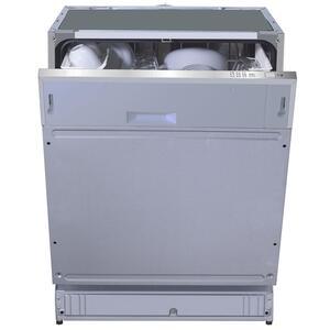 PKM Einbau Geschirrspüler Spülmaschine Spüler DW12-6FI Vollintegrierbar E
