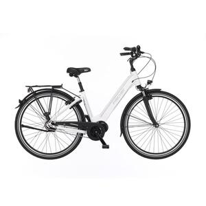 FISHCER E-Bike City Damen Cita 3.1i-418 Wh 28 Zoll weiß