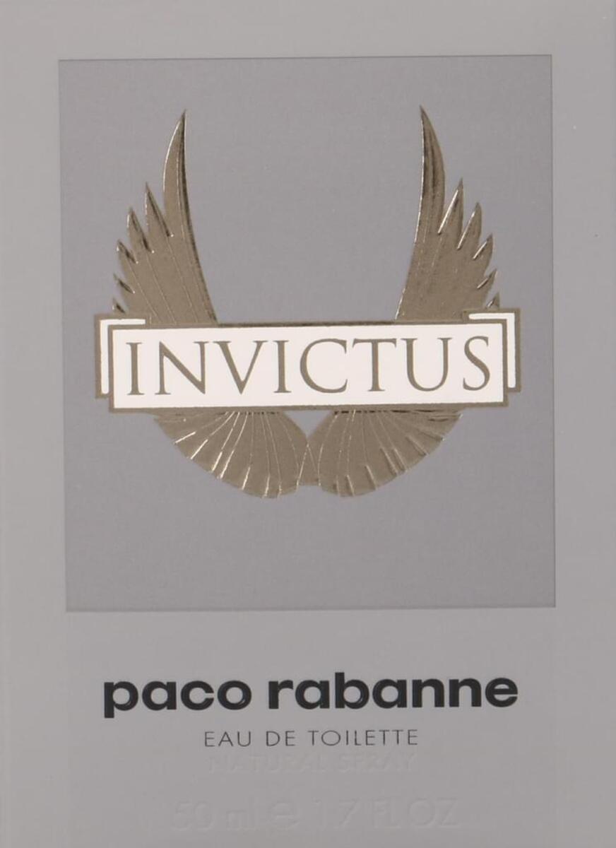 Bild 2 von Paco Rabanne Invictus Eau De Toilette Spray 50ml