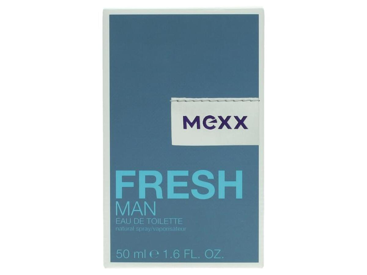 Bild 1 von Mexx Fresh Man 50 ml Eau de Toilette EDT