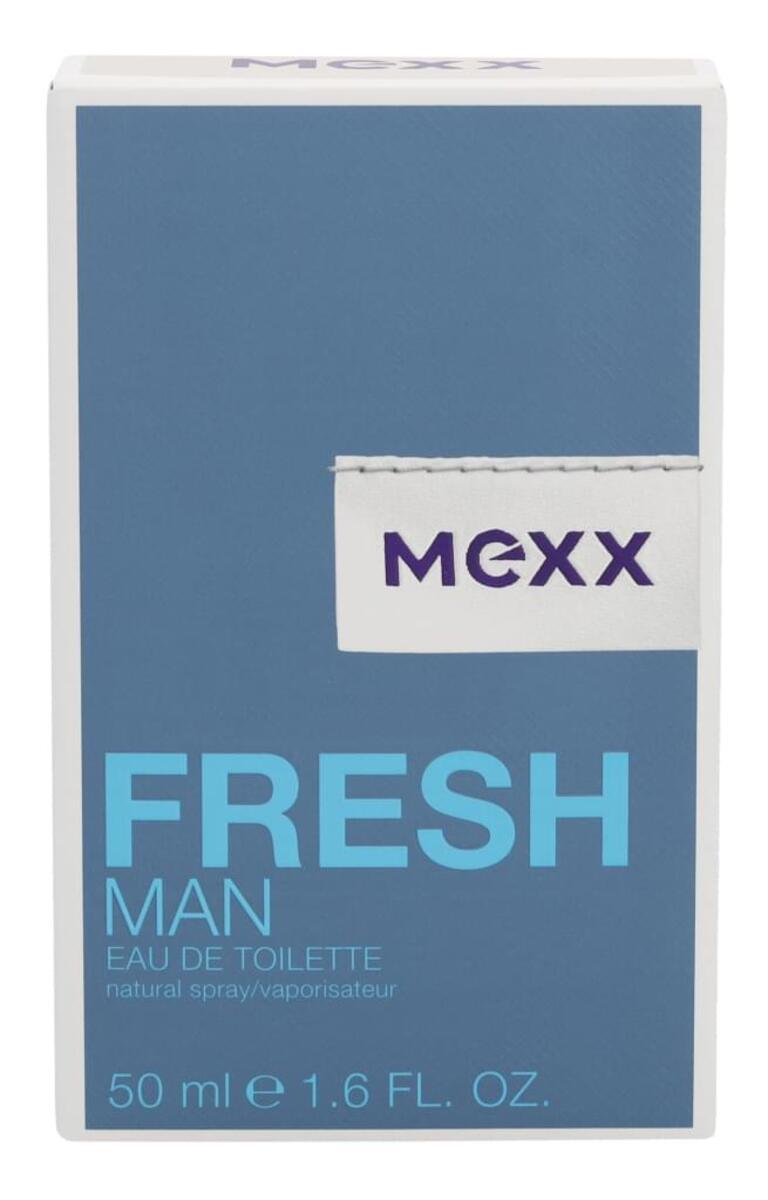 Bild 2 von Mexx Fresh Man 50 ml Eau de Toilette EDT