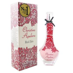 Christina Aguilera Red Sin 30 ml Eau de Parfum EDP