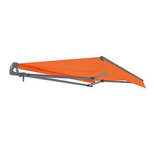"""Durabil              Elektromarkise """"Trend"""", 400x250 cm, orange"""