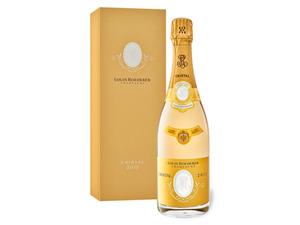 Roederer Cristal mit Geschenkbox brut, Champagner 2012