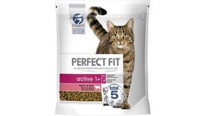 PERFECT FIT™ Katze Beutel Active 1+ mit Rind
