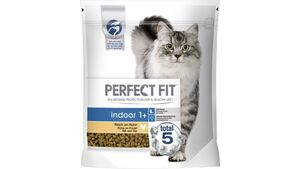 PERFECT FIT™ Katzenfutter Beutel Indoor 1+ mit Huhn