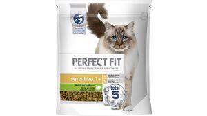 PERFECT FIT™ Katzenfutter Beutel Sensitive 1+ mit Truthahn
