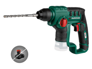 PARKSIDE® Akku-Bohrhammer PBHA 12 A1 (ohne Akku und Ladegerät)