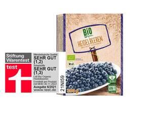 Bio Organic Heidelbeeren