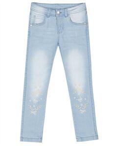Mädchen Jeans - Stickereien