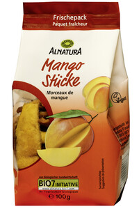 Alnatura Bio Mango Stücke 100G