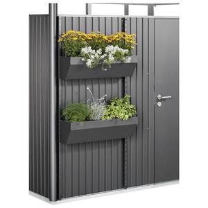 Biohort Blumenkasten metall kunststoff  Flora Board
