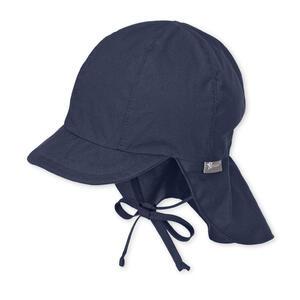 Sterntaler Schirmmütze mit nackenschutz ab 6 monaten dunkelblau 45  1511410  Textil