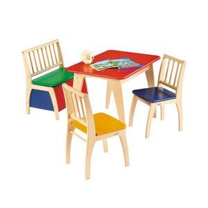 Geuther Kindersitzgruppe bambino bunt  Bambino Bunt  Mehrfarbig