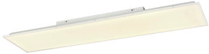 Novel LED-Paneel Metall Acryl weiß