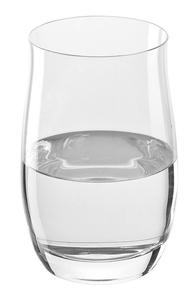 BOHEMIA Cristal Wasserglas Homeware 250ml