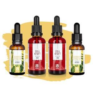 Vitamin D3 K2 & Vitamin B12 - Therapie Vorteilspaket