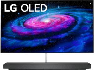 LG OLED65WX9LA OLED TV (Flat, 65 Zoll / 164 cm, UHD 4K, SMART TV, webOS 5.0 mit ThinQ)