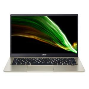 "Acer Swift 1 (SF114-34-P8ME) 14"" Full-HD IPS, Gold ,Pentium N6000, 4GB DDR4, 128GB SSD, Linux"