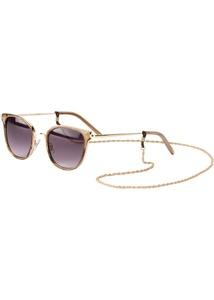 Sonnenbrille mit Kette